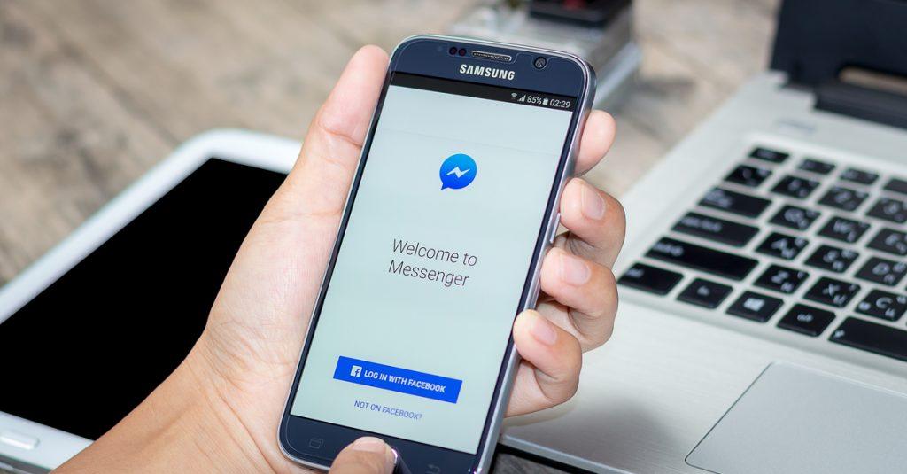 hackear messenger
